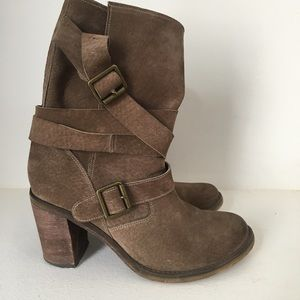 Jeffrey Campbell French boots